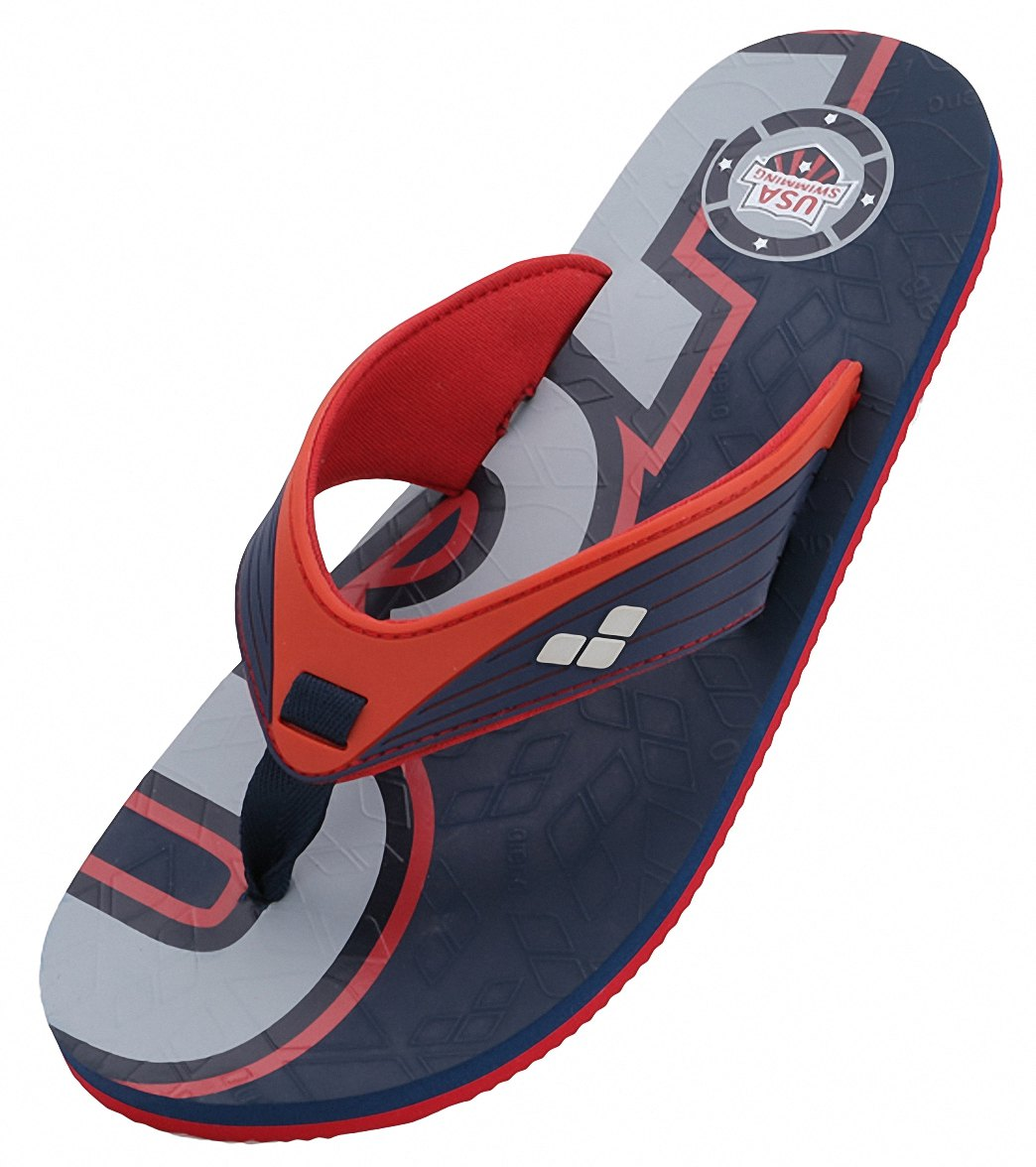 65c79f5df Arena USA Swimming Flip Flop at SwimOutlet.com