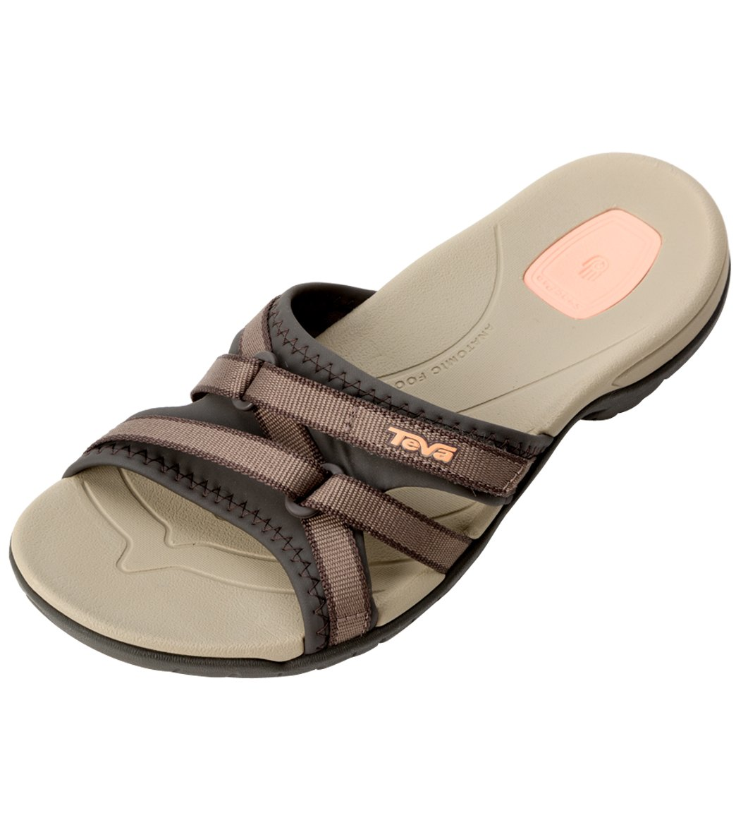 98eef7c59960 Teva Women s Tirra Slide Sandal at SwimOutlet.com - Free Shipping