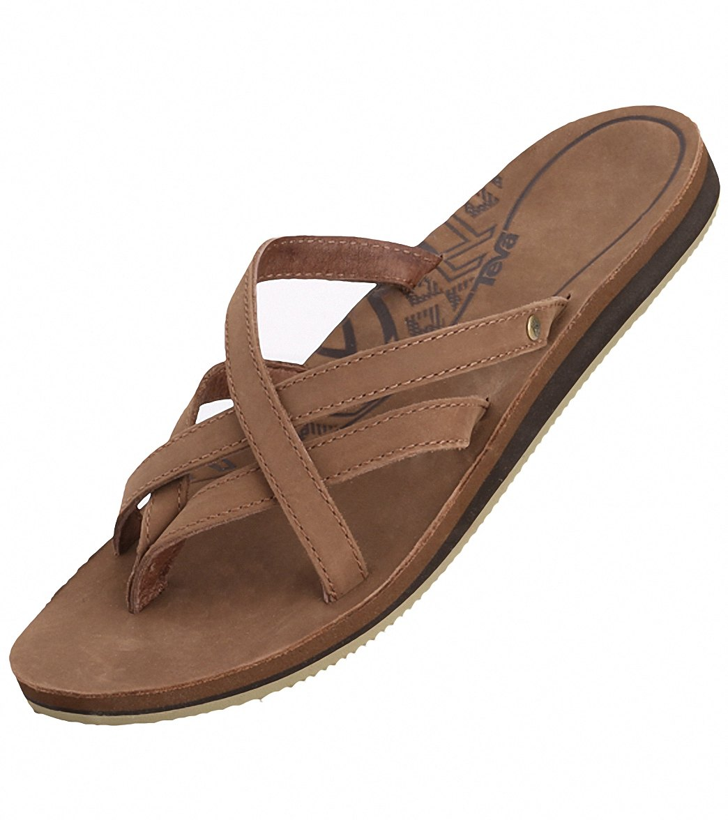 1b3974b8977cfd Share. Share on Facebook · Tweet on Twitter · Pin on Pinterest. Visit  Product Page close X. Teva Women s Olowahu Leather Sandal