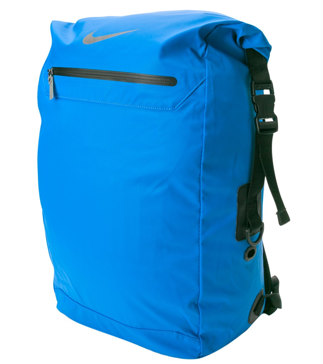 c97dc4429e Nike Swim Swimmers Backpack at SwimOutlet.com - Free Shipping