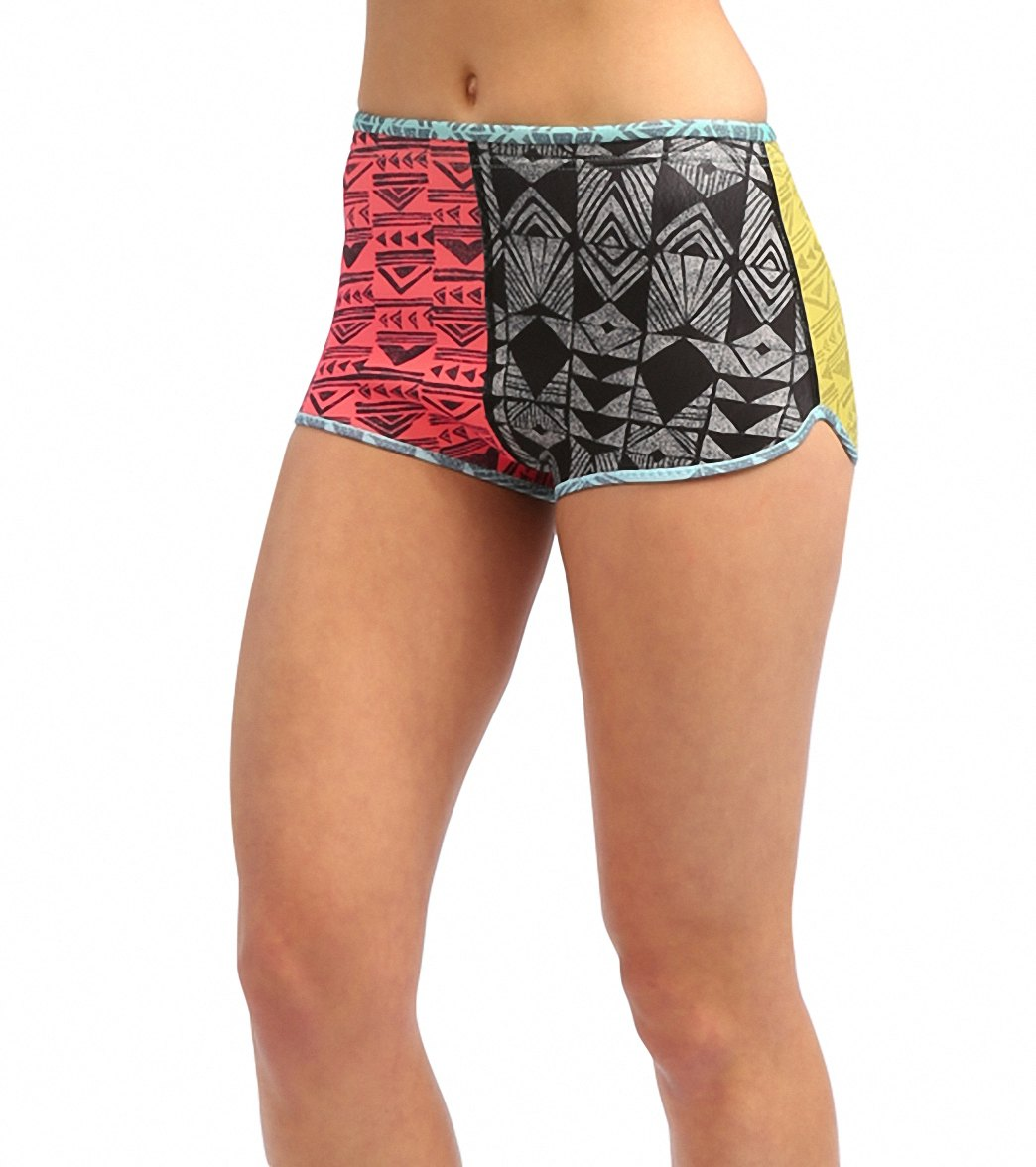 Billabong Women s Vintage Wetsuit Short at SwimOutlet.com 8882f7cb8