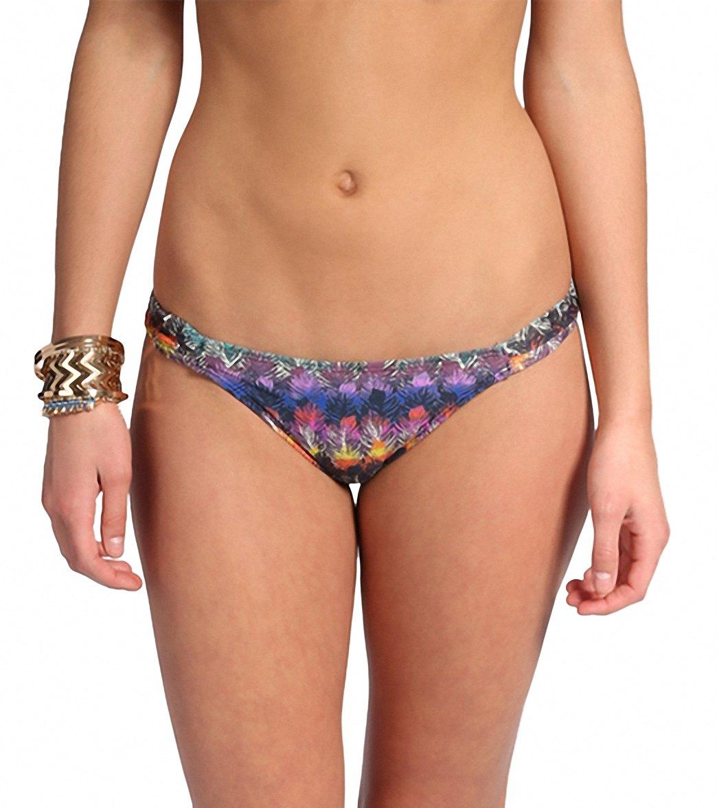 71ea98f203 Sofia Pisac Drape Bikini Bottom at SwimOutlet.com - Free Shipping