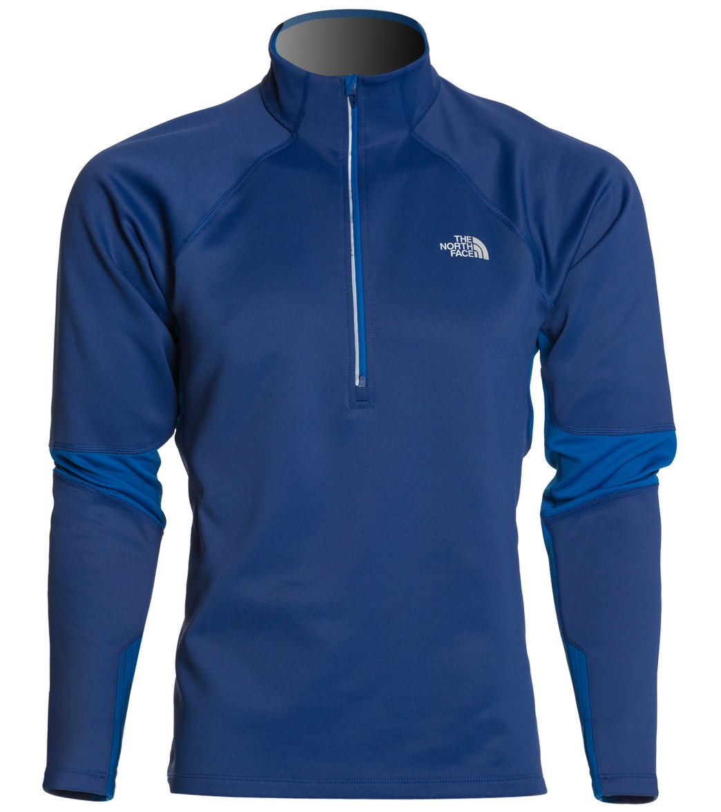 ade900afc The North Face Men's Momentum 1u002F2 Zip Running Thermal