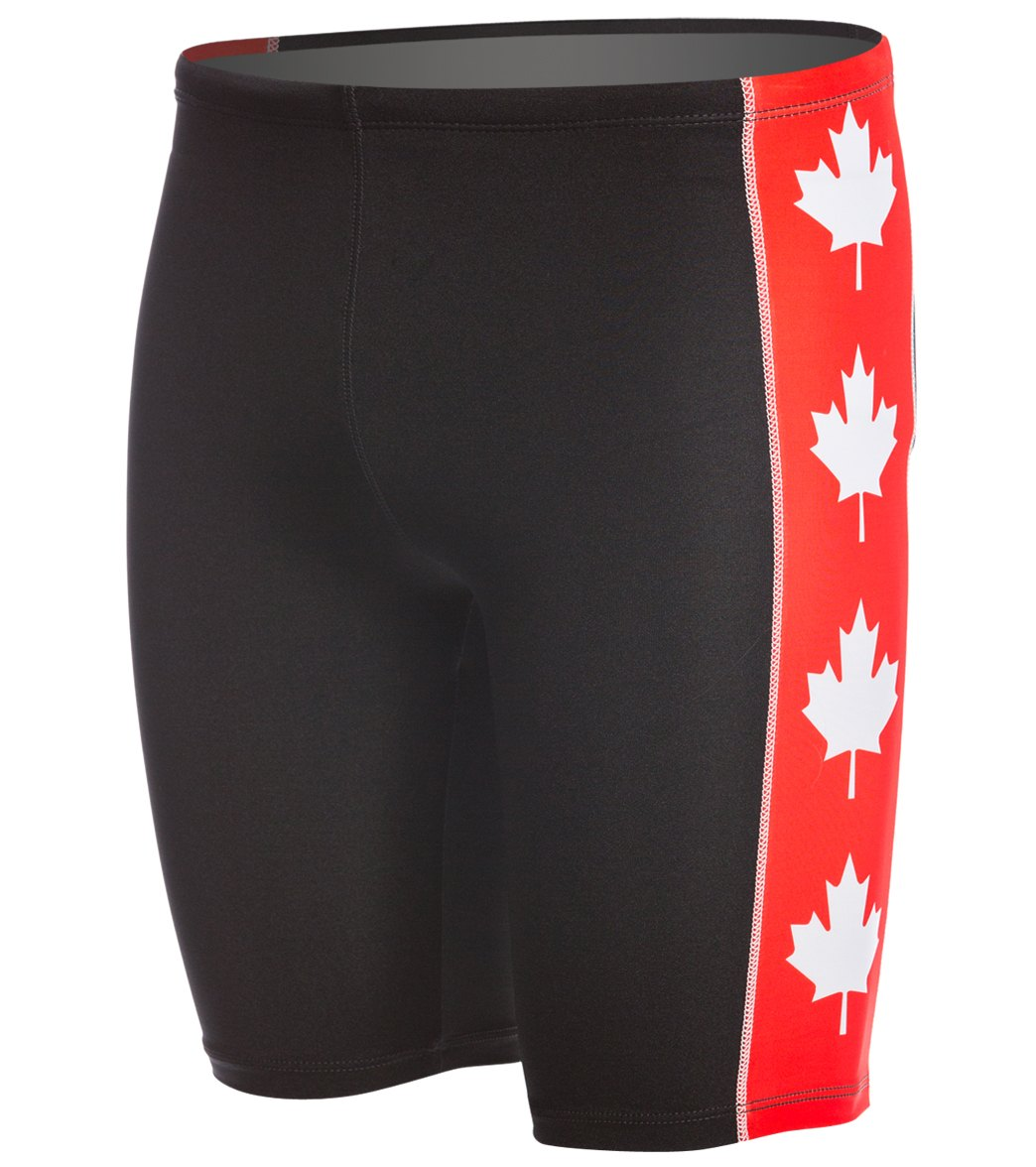 c3d887677f Splish Oh Canada Jammer Swimsuit at SwimOutlet.com