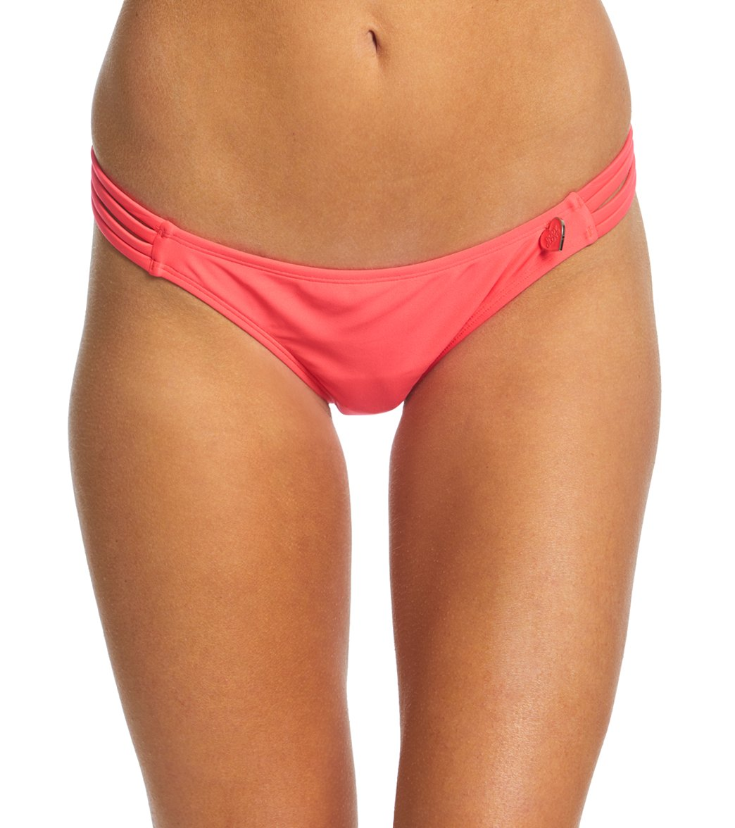 Body Glove Swimwear Smoothies Flirty Surf Rider Bikini Bottom