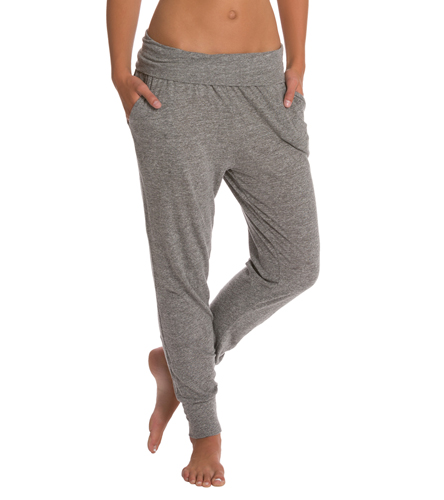 Pure Karma Hau 'Oil Crop Pant At YogaOutlet.com
