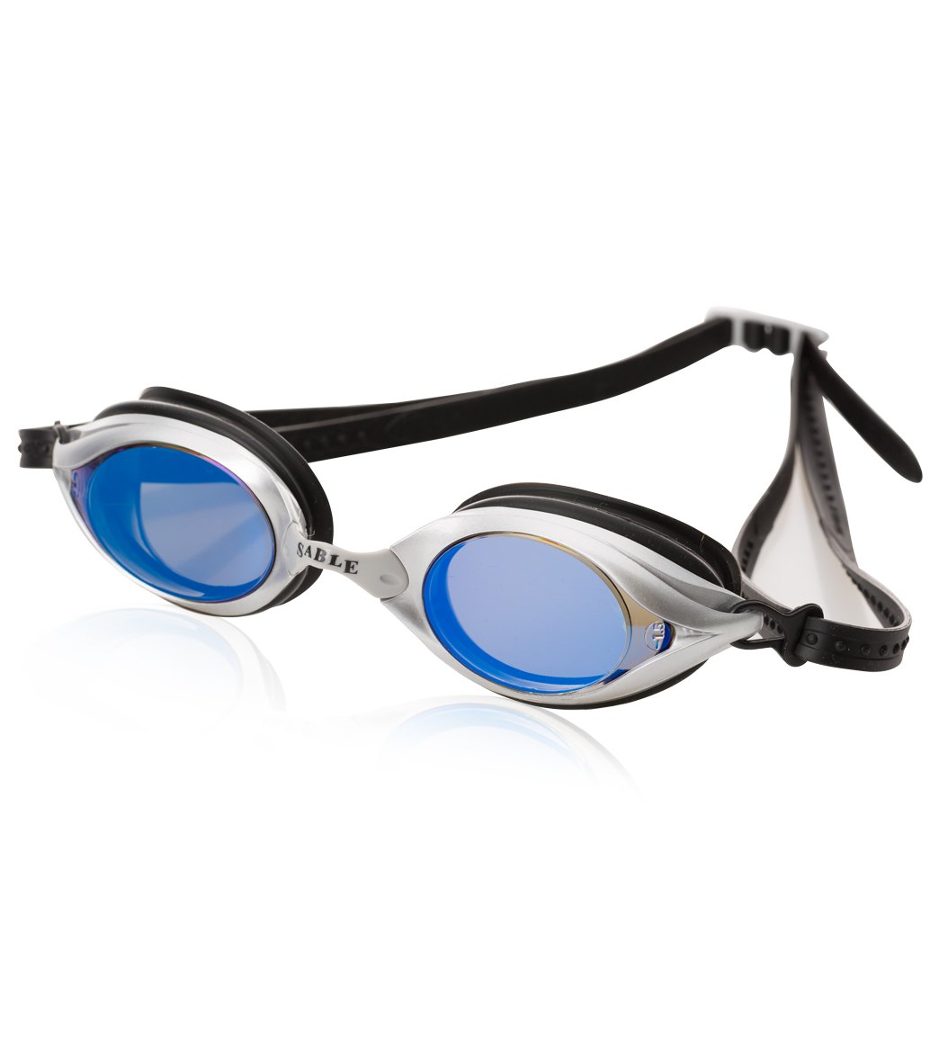 0f61e1a1d75 Sable Water Optics Mirrored Competition Goggle at SwimOutlet.com ...