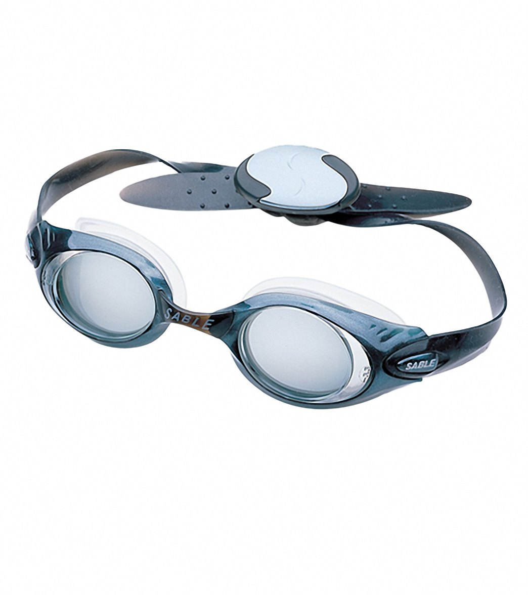 735cd1ffe9b Sable Water Optics Tinted Recreational Goggle at SwimOutlet.com - Free  Shipping