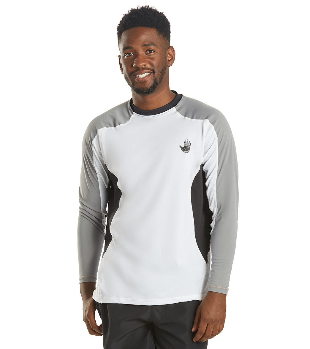 Body Glove Men s Performance Loose Fit Long Sleeve Surf Shirt at  SwimOutlet.com f794cdaf0