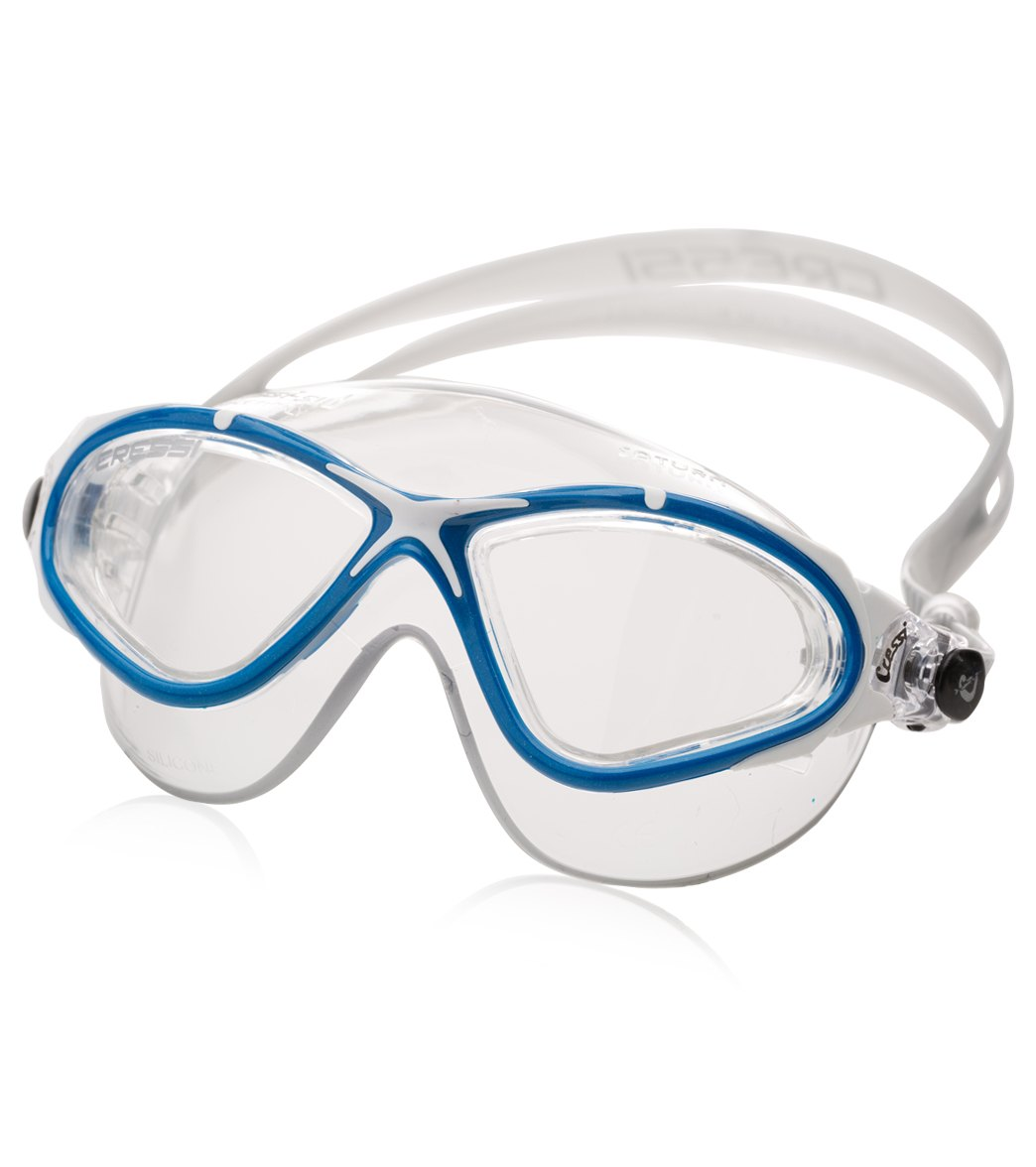 fda78113436 Cressi Saturn Crystal Swim Mask at SwimOutlet.com