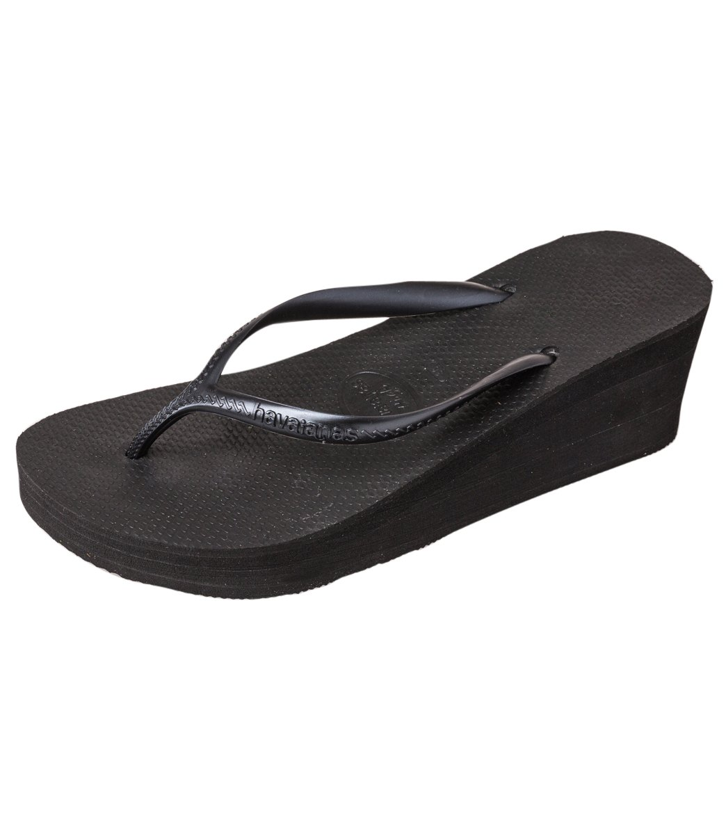 c8533c7d19ad Havaianas Women s High Fashion Wedge Flip Flop at SwimOutlet.com