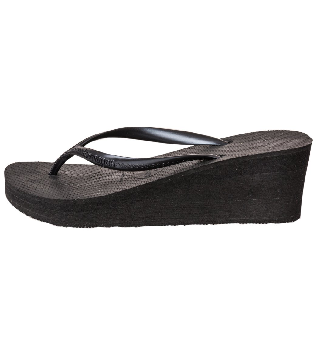 2fd389c71ecdac Havaianas Women s High Fashion Wedge Flip Flop at SwimOutlet.com
