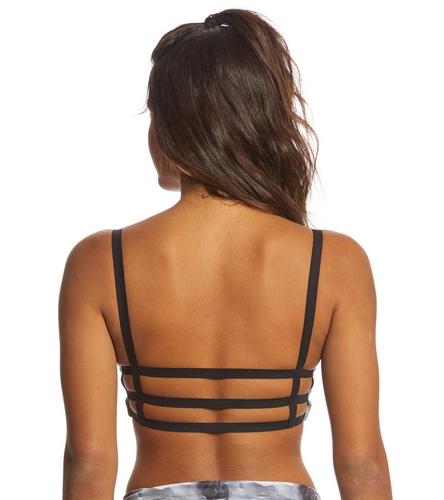 0230ca6a6213f Onzie Elastic Yoga Sports Bra at YogaOutlet.com