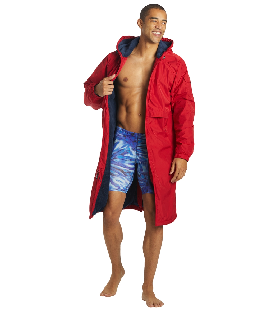 Sporti Comfort Fleece-Lined Swim Parka