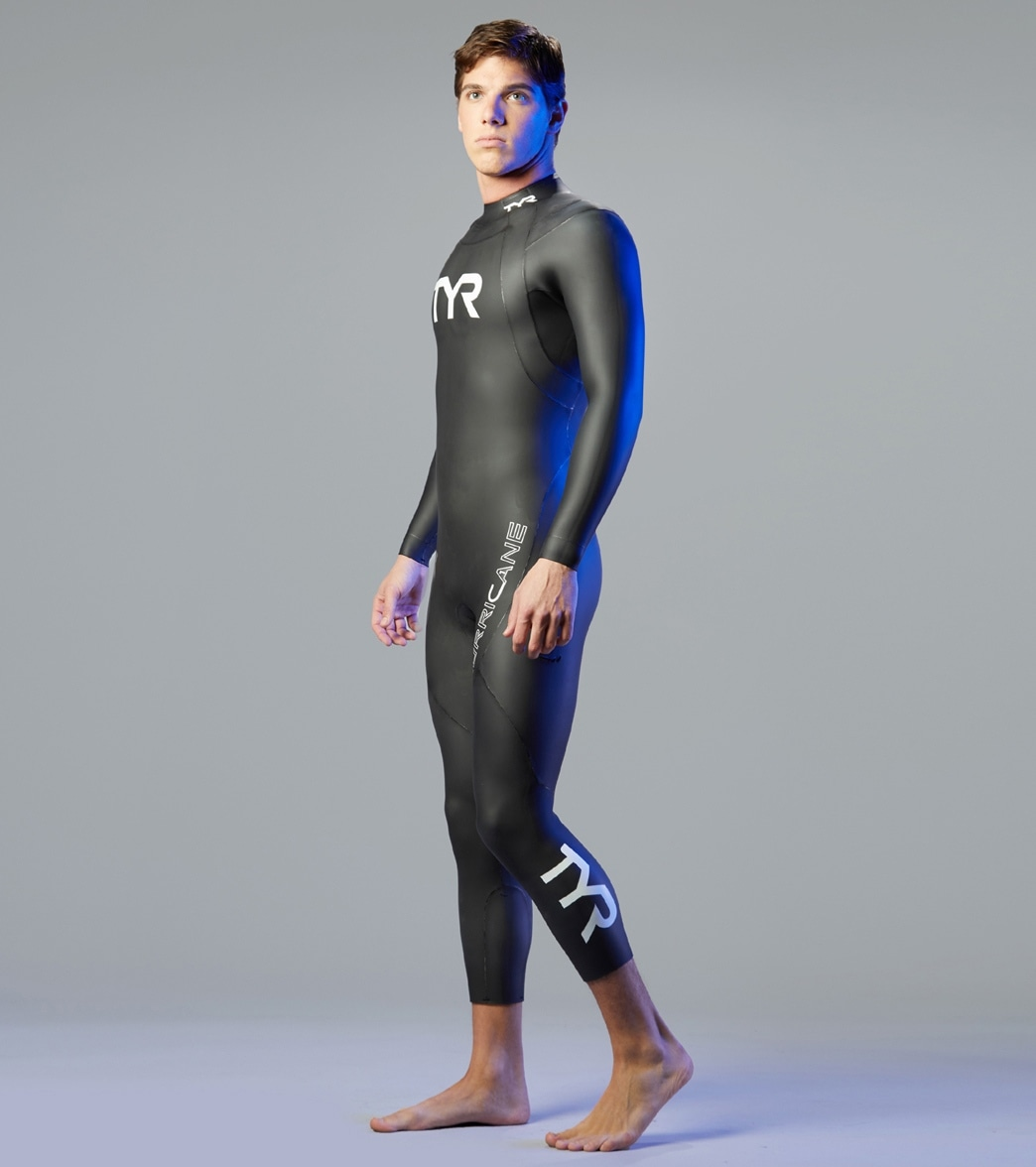 b4e3424220184 TYR Men s Hurricane Cat 1 Fullsleeve Triathlon Wetsuit at SwimOutlet ...