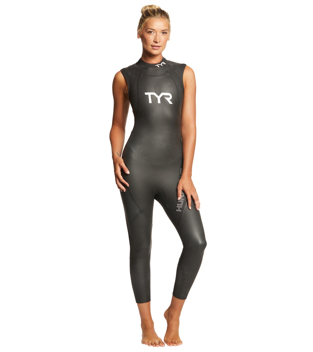 44cf00591050c TYR Women s Hurricane Cat 1 Sleeveless Triathlon Wetsuit at ...