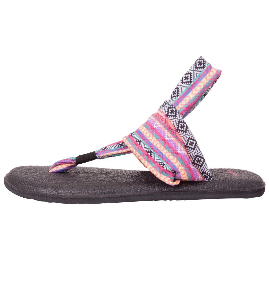 341614cfba474d Sanuk Yoga Sling 2 Prints Sandal at SwimOutlet.com