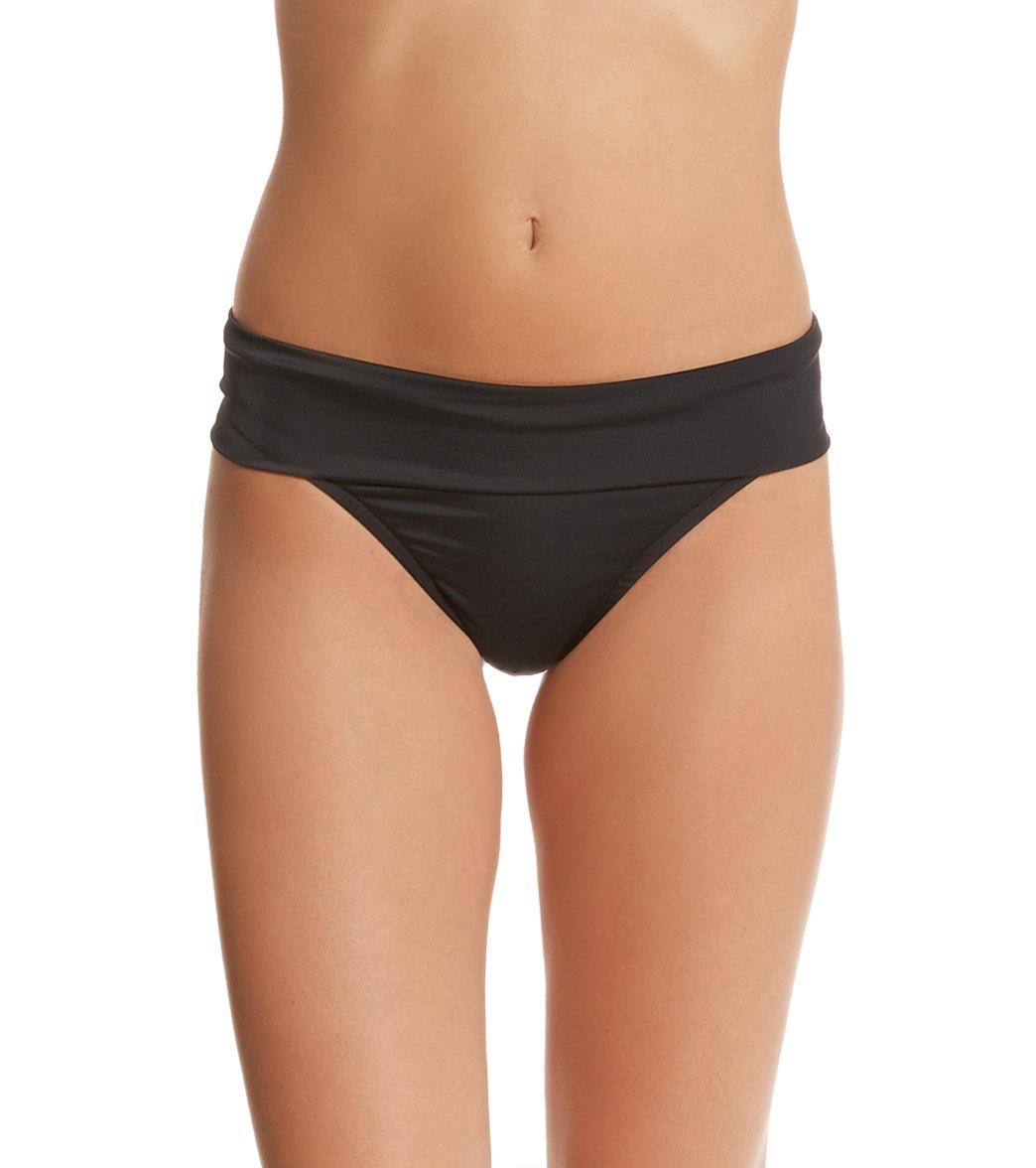 03f5eb36530 ... UJENA Sexy Banded Thong Bikini Bottom. MODEL MEASUREMENTS