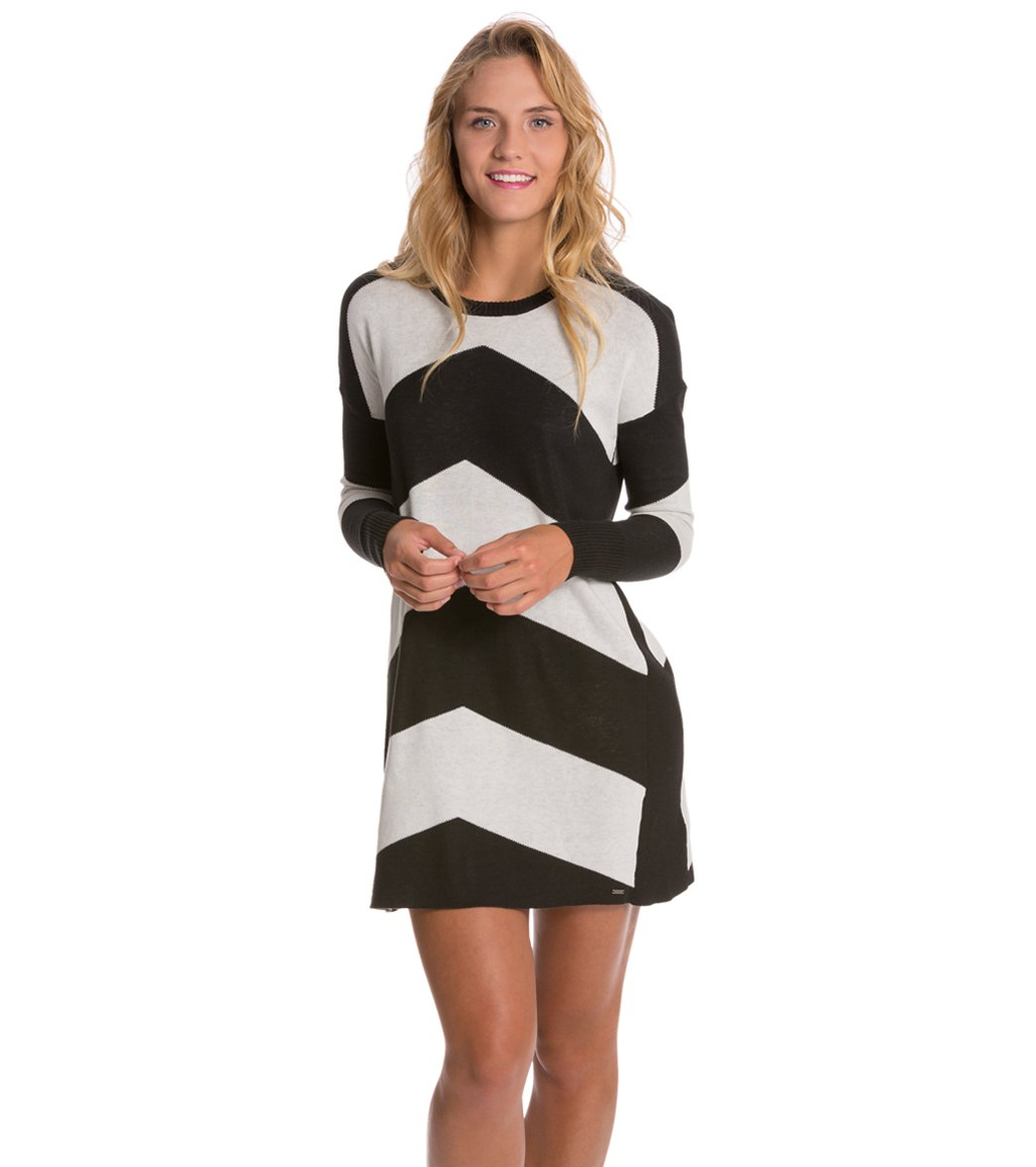 95470720fb4 Volcom Twisted Sweater Dress at SwimOutlet.com - Free Shipping
