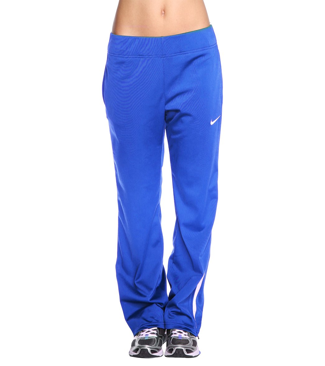 2caa51c97db8 Nike Swim Women s Overtime Warm-Up Pant at SwimOutlet.com