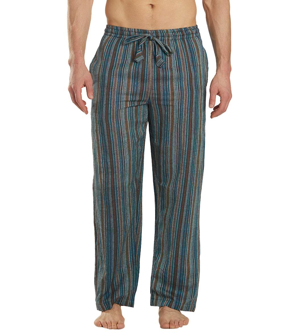914d22edc4 Yak & Yeti Men's Cotton Yoga Pants at YogaOutlet.com