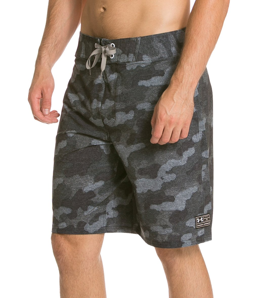 4b659903a9 Under Armour Men's Passage Boardshort at SwimOutlet.com - Free Shipping