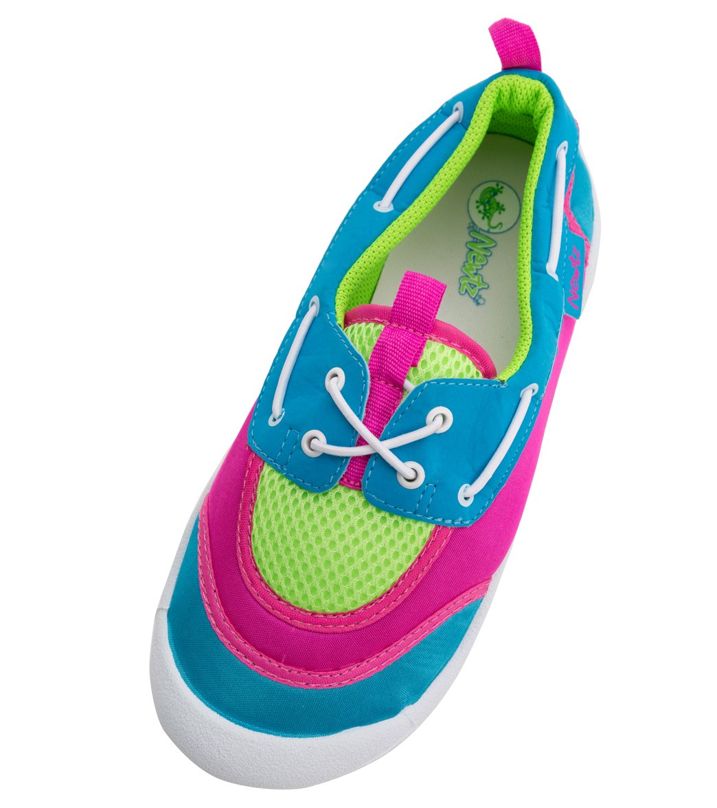 39d7e2a0265f Newtz Girls  Sider Water Shoes at SwimOutlet.com