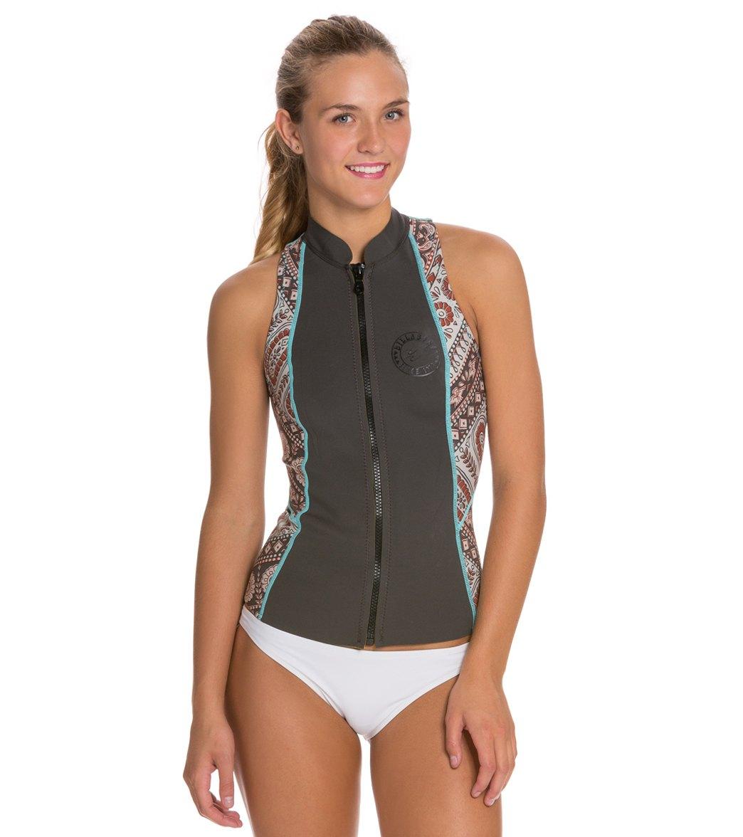 Billabong Women s 2MM Salty Dayz Wetsuit Vest at SwimOutlet.com ... d92fb9c21
