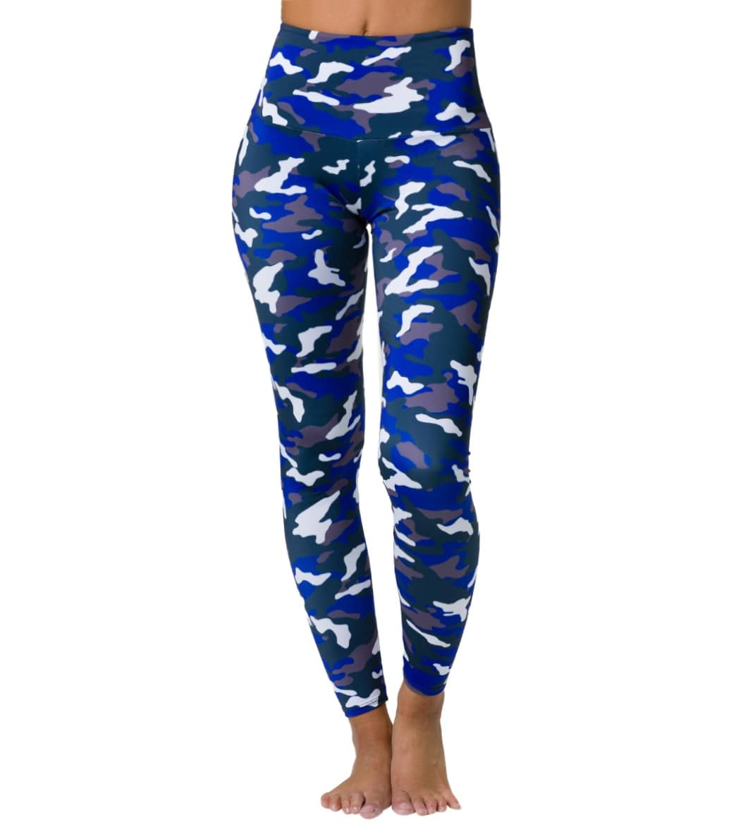 0f4141e8a9d094 Onzie High Waisted Yoga Leggings at SwimOutlet.com - Free Shipping