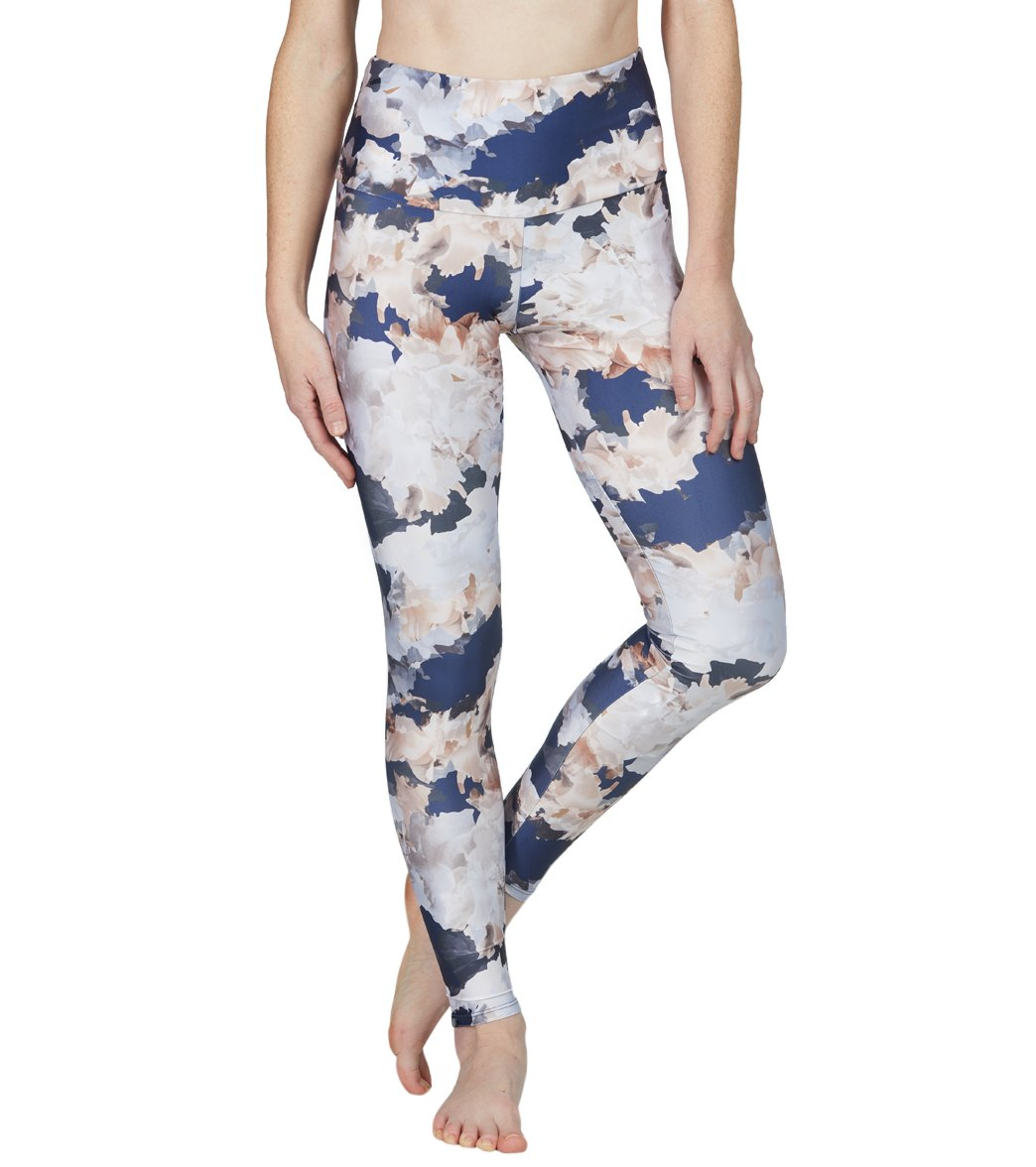 620128c2d1 Onzie High Waisted Yoga Leggings at SwimOutlet.com - Free Shipping