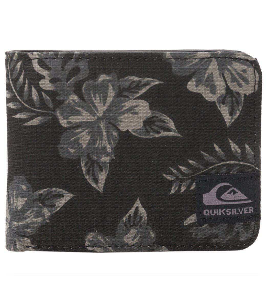 924718e3e0 Quiksilver Jungle Wallet