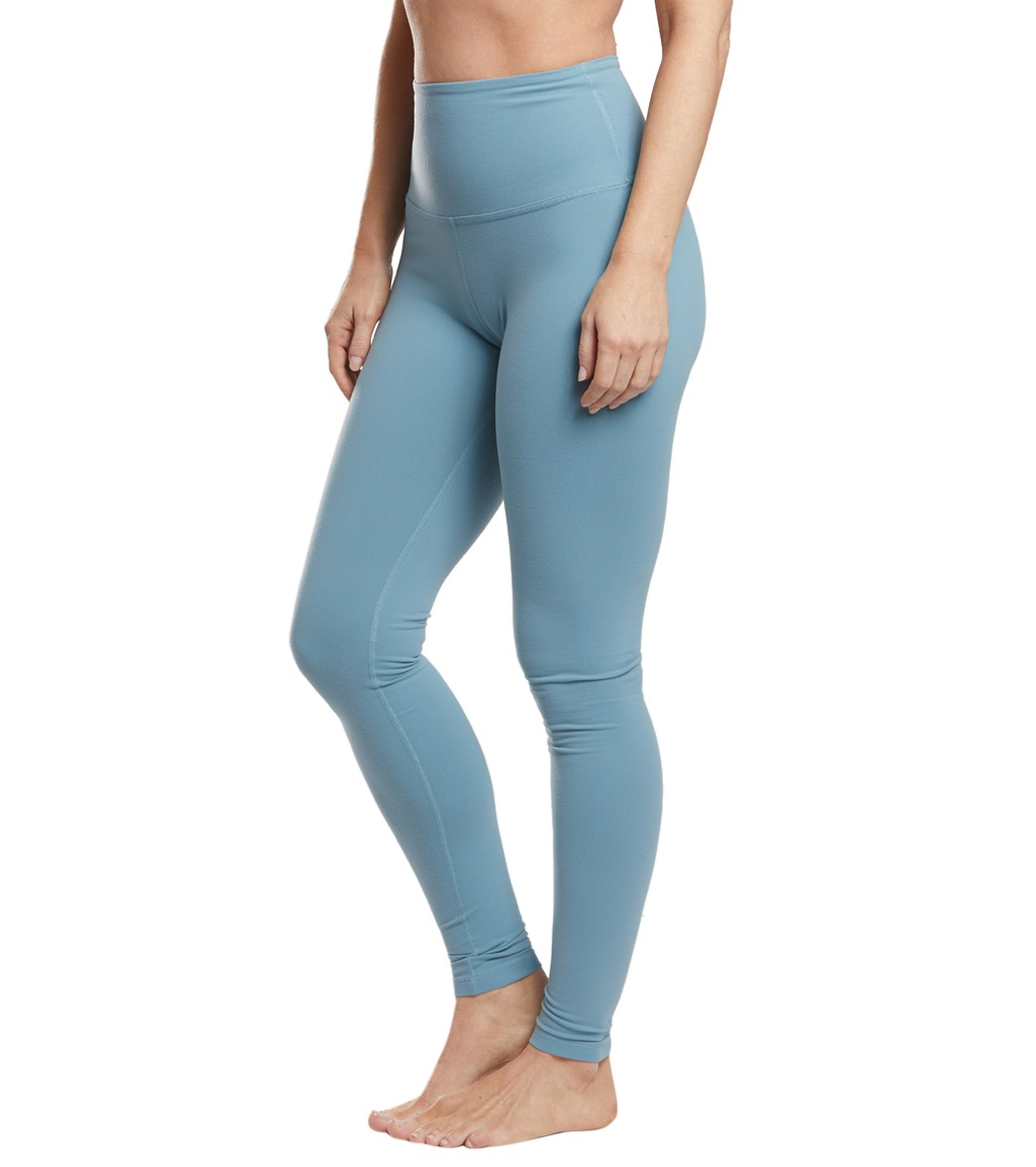 530181db1ffe39 Beyond Yoga Take Me Higher Yoga Leggings at YogaOutlet.com - Free ...