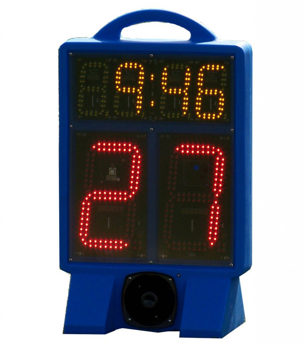 01353501c9 Colorado Time Systems Shot Clock (Pair of 2) at SwimOutlet.com ...