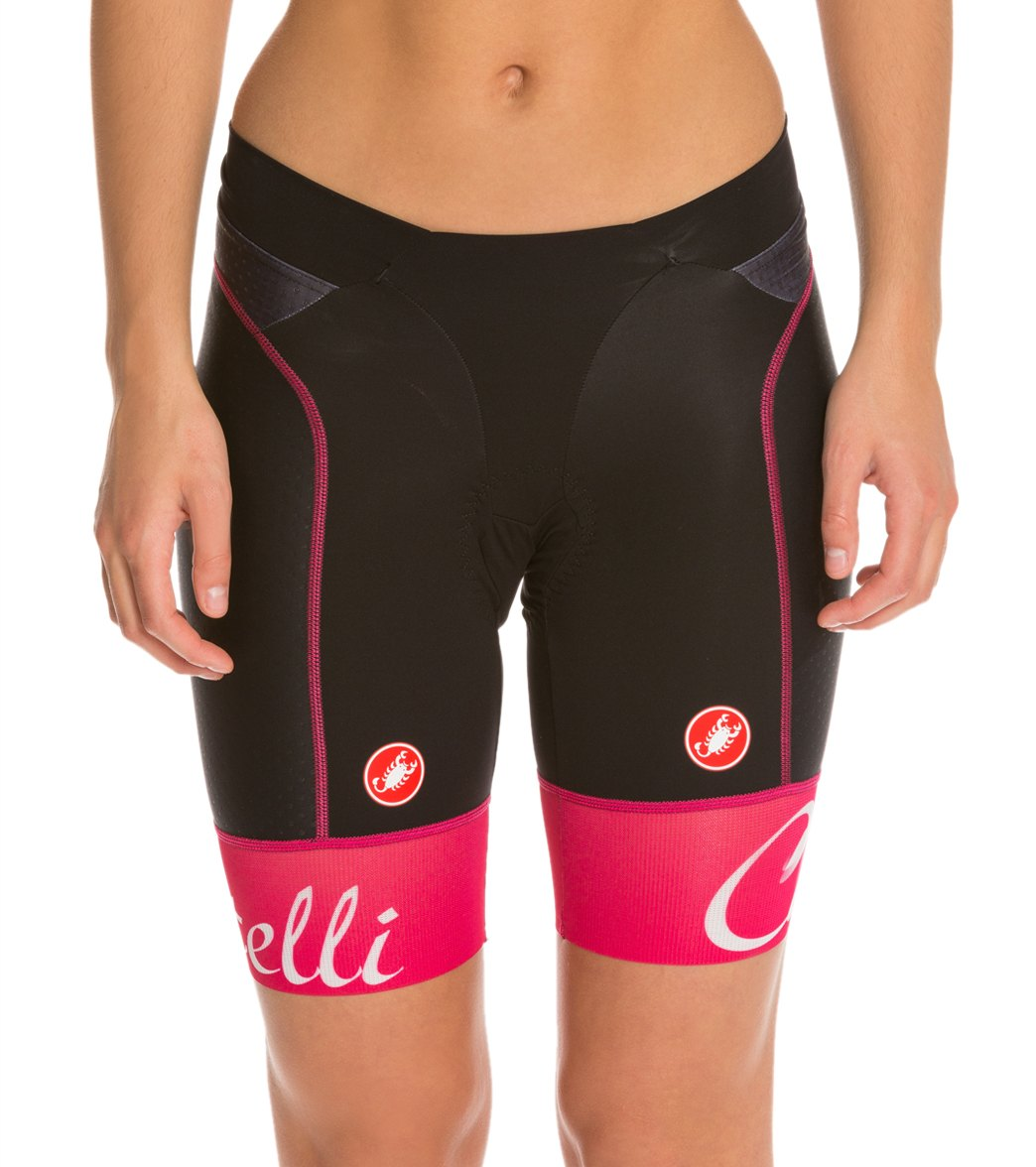 32418b78be3 Castelli Women s Free Aero Cycling Short at SwimOutlet.com - Free Shipping