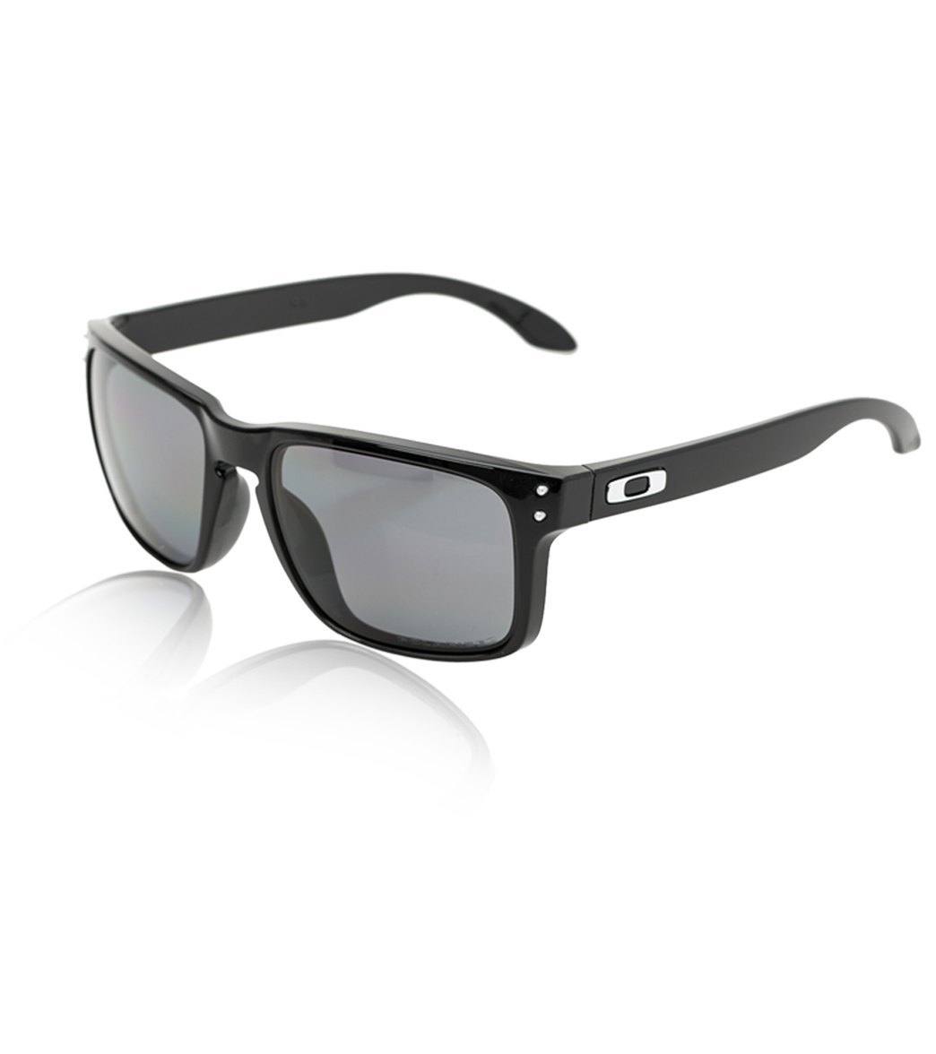 7a0b79a9670d8 Oakley Holbrook Polarized Sunglasses at SwimOutlet.com - Free ...