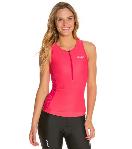 67500a120 Zoot Women s Performance Tri Tank at SwimOutlet.com - Free Shipping