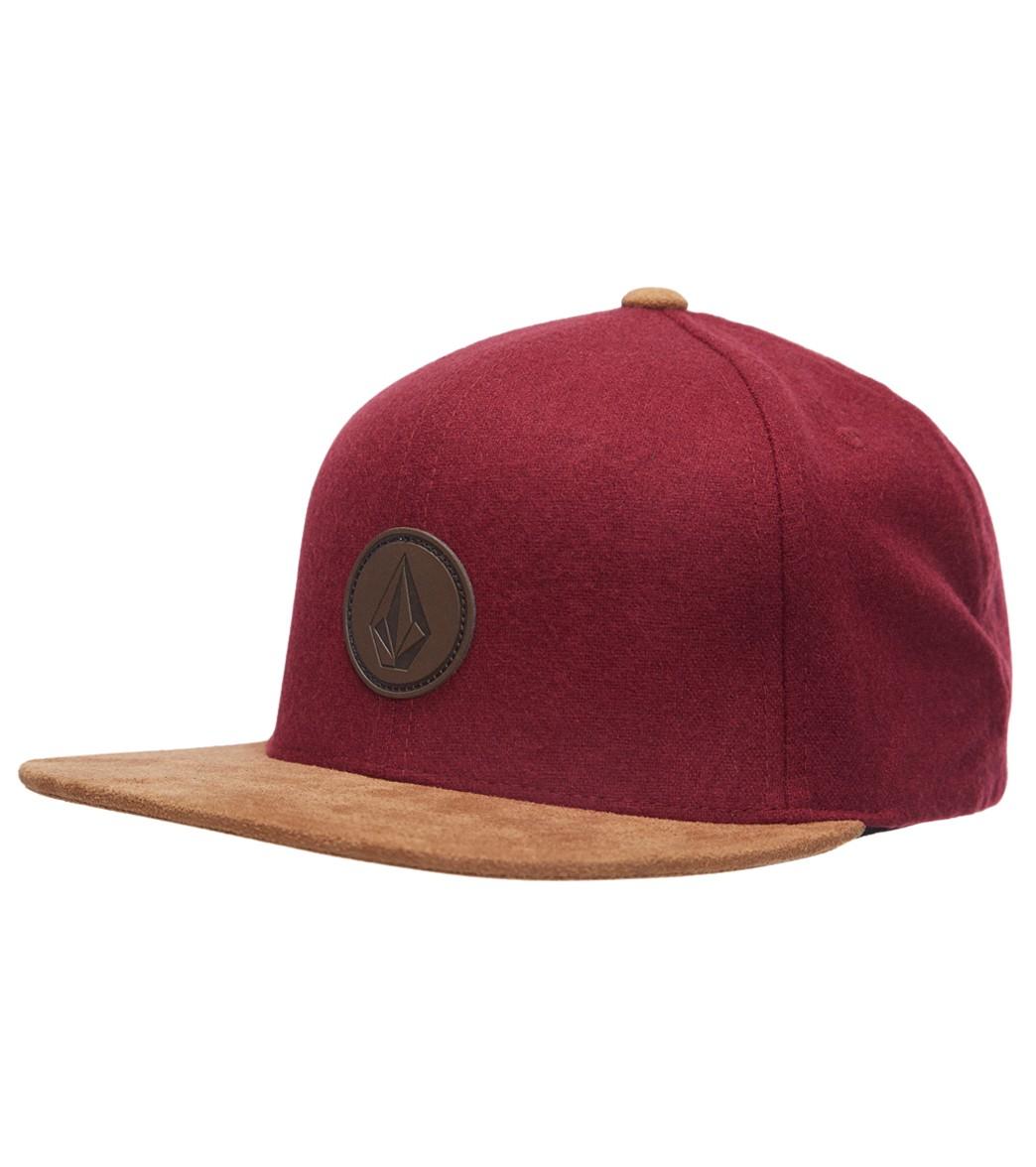 dacb0865a92 Volcom Men s Quarter Fabric Hat at SwimOutlet.com