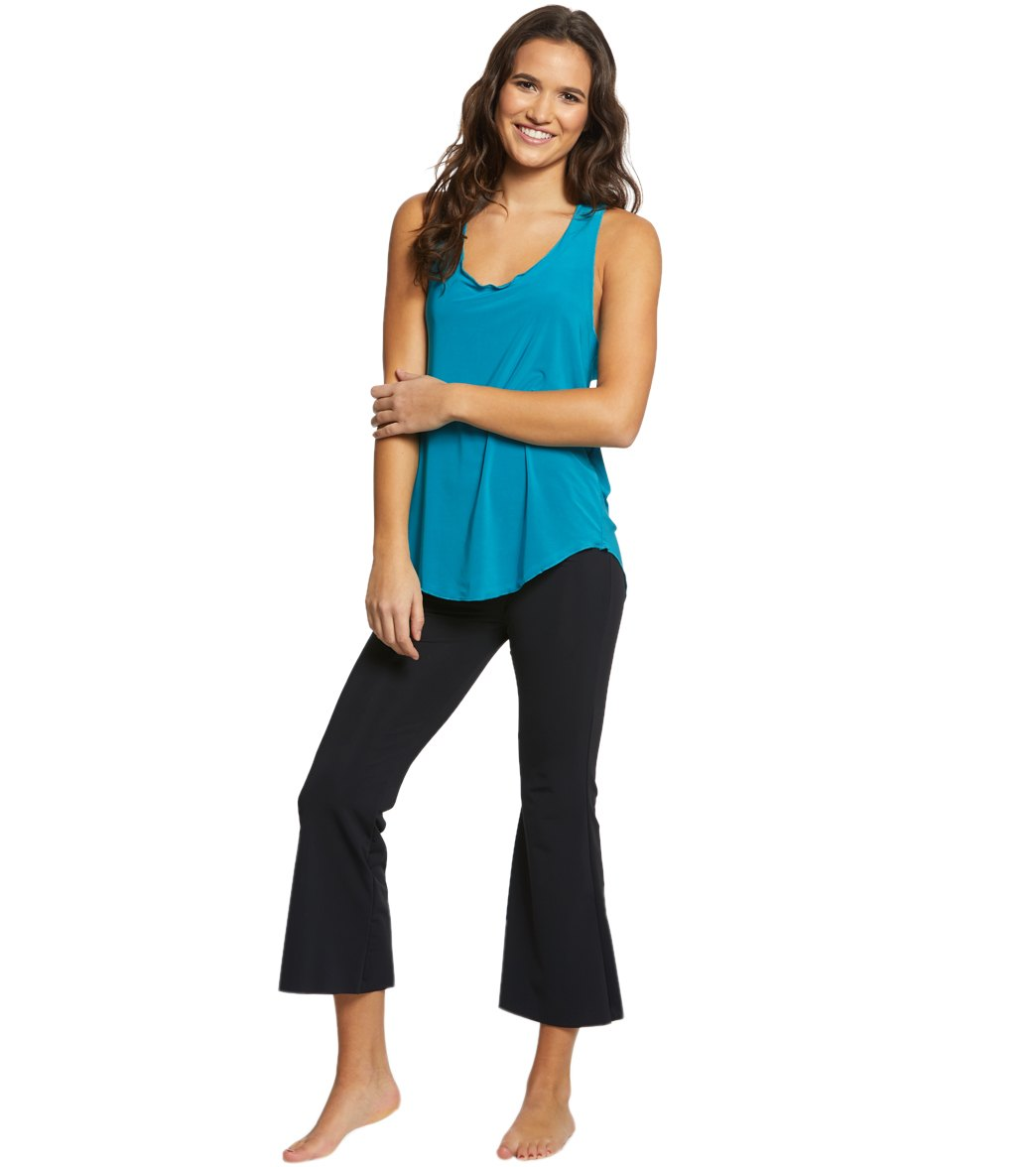 Top Lightweight Glossy Flow At Onzie Tank Yoga dwOXqPxXp6