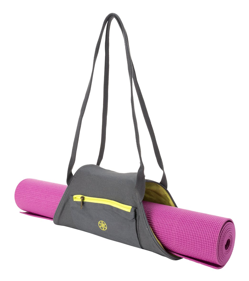 b0fa9aa898 Gaiam On-The-Go Yoga Mat Carrier at YogaOutlet.com