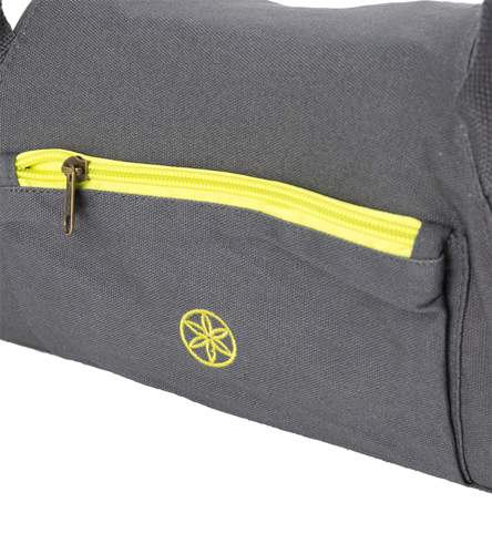 Gaiam On The Go Yoga Mat Carrier At Yogaoutlet Com
