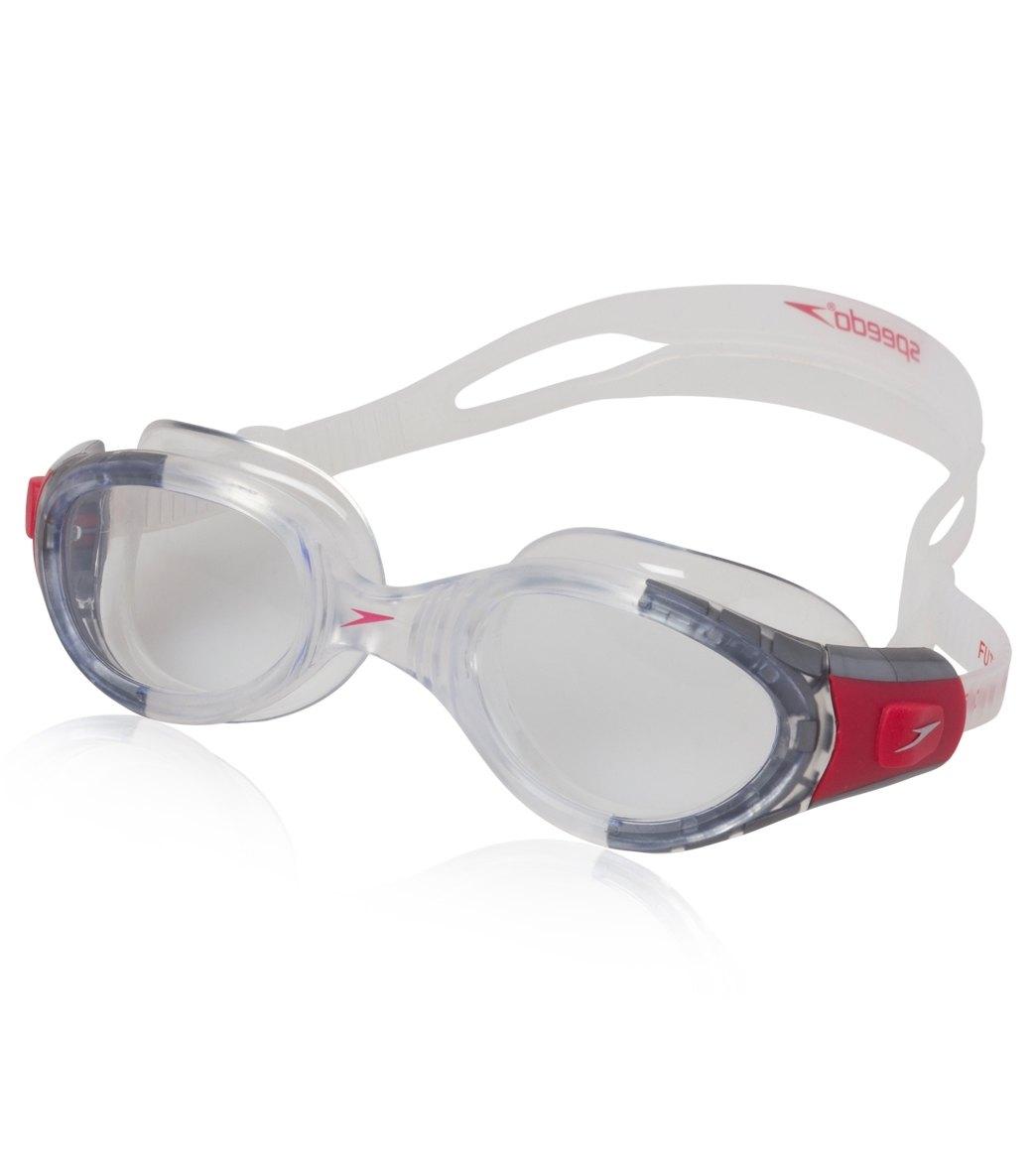55f717af718f Speedo Futura Biofuse Goggle at SwimOutlet.com