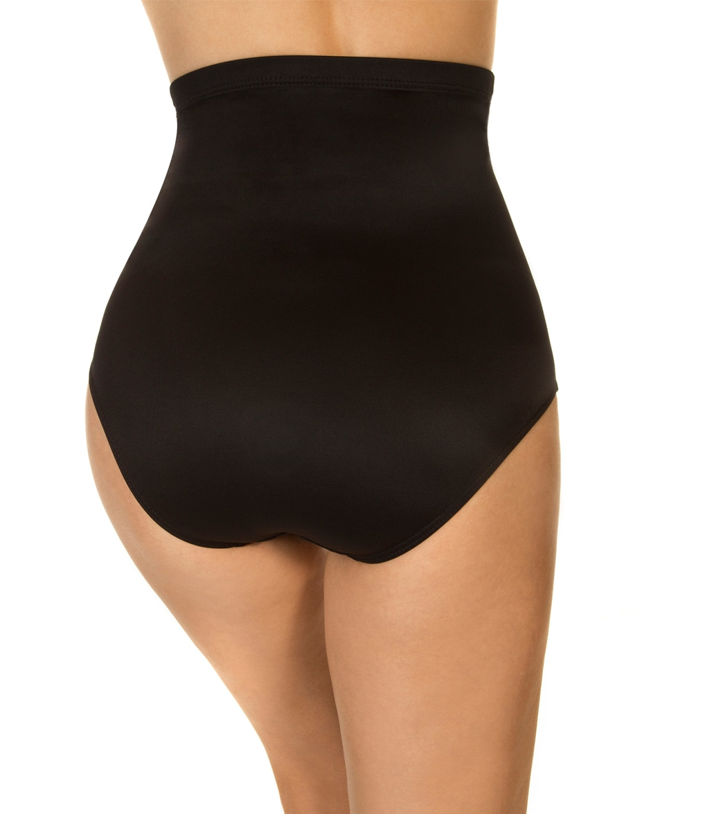 0e1e951714 Miraclesuit Solid Super High Waisted Bikini Bottom at SwimOutlet.com ...