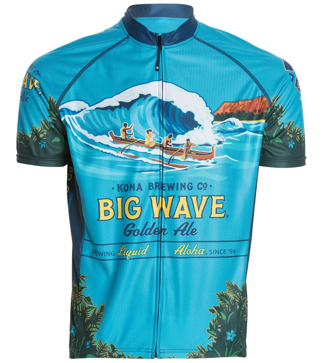 Canari KBC Big Wave Cycling Jersey at SwimOutlet.com - Free Shipping 2fc092888