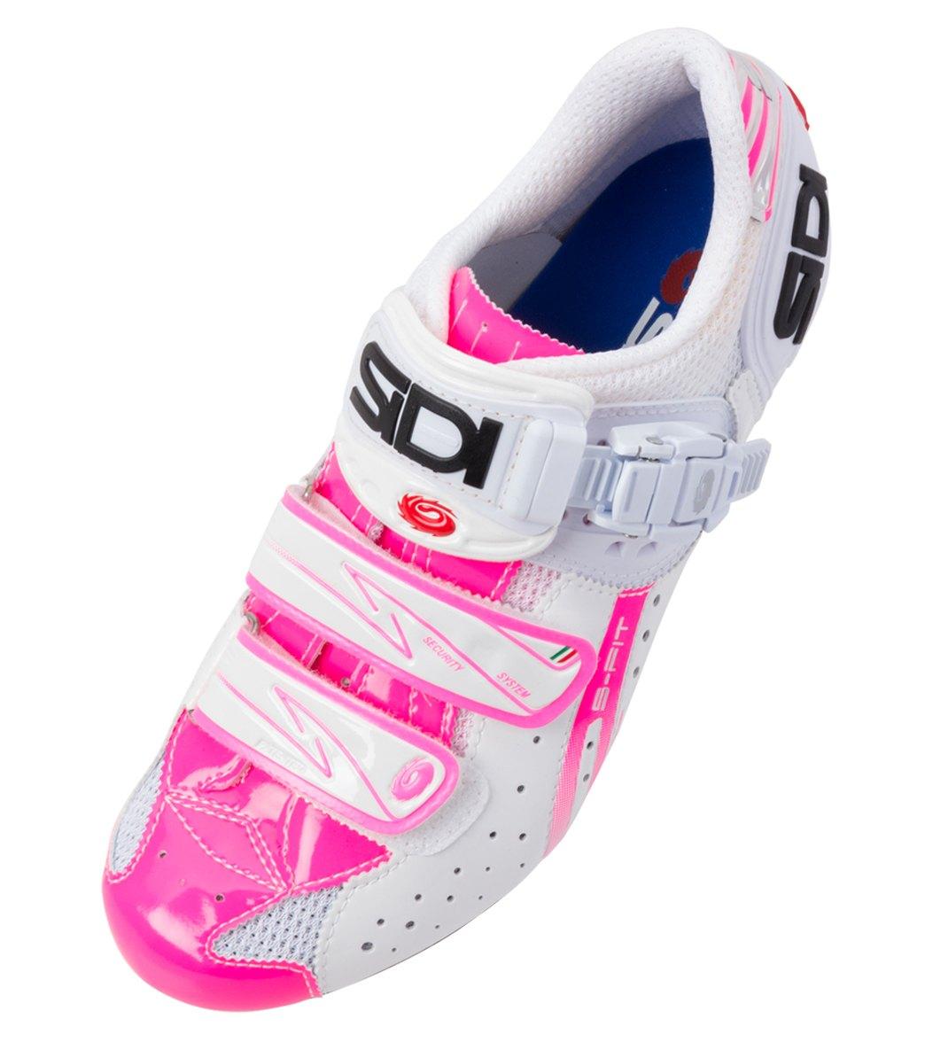 09742c38e28ff SIDI Women's Genius Fit Carbon Cycling Shoes at SwimOutlet.com ...
