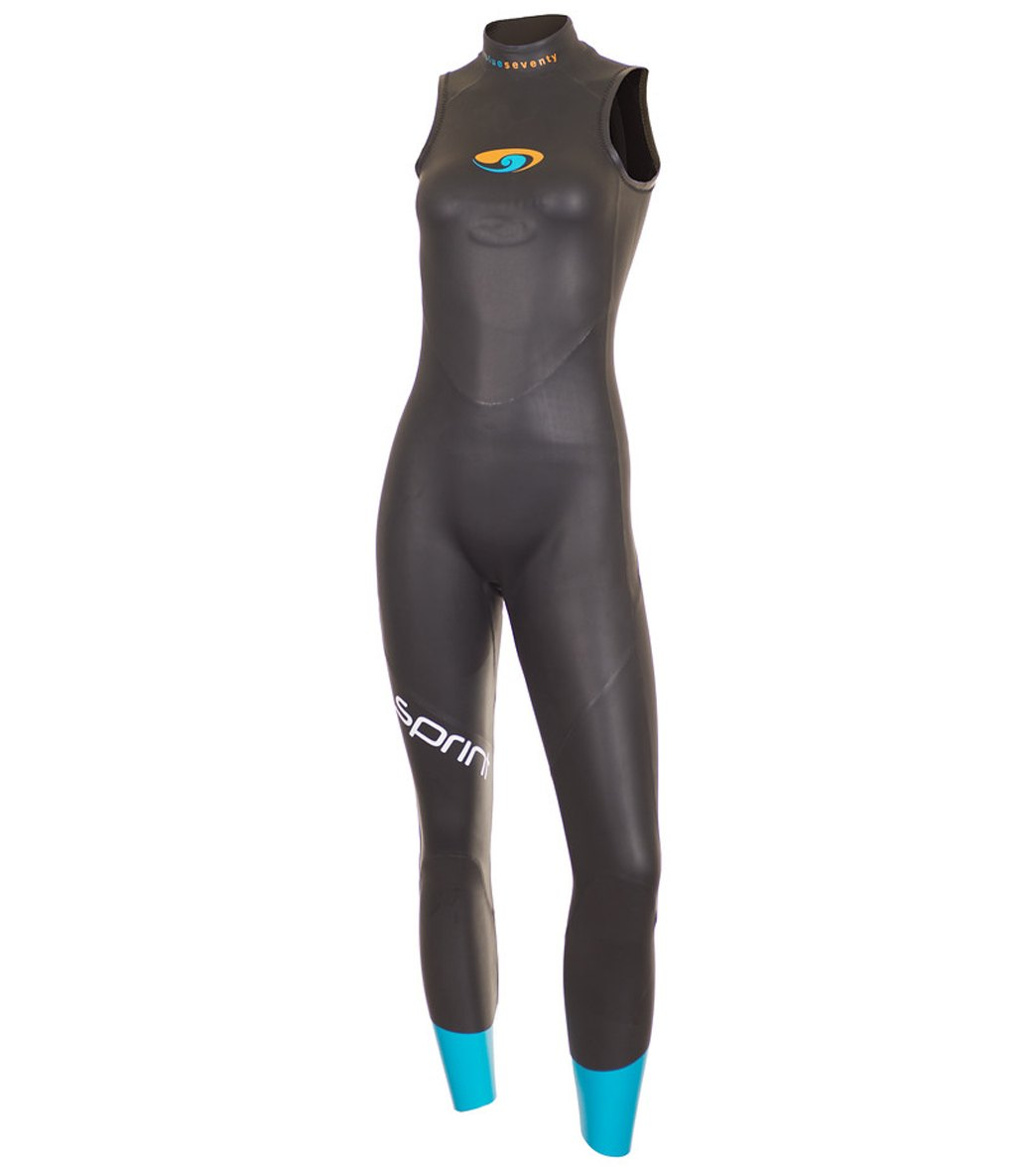 457095557f Blueseventy Women s Sprint Sleeveless Triathlon Wetsuit at SwimOutlet.com -  Free Shipping