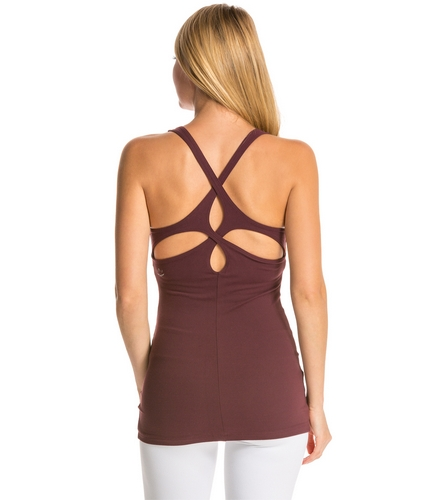 Beyond Yoga Carefree Cut-Out Cami At YogaOutlet.com