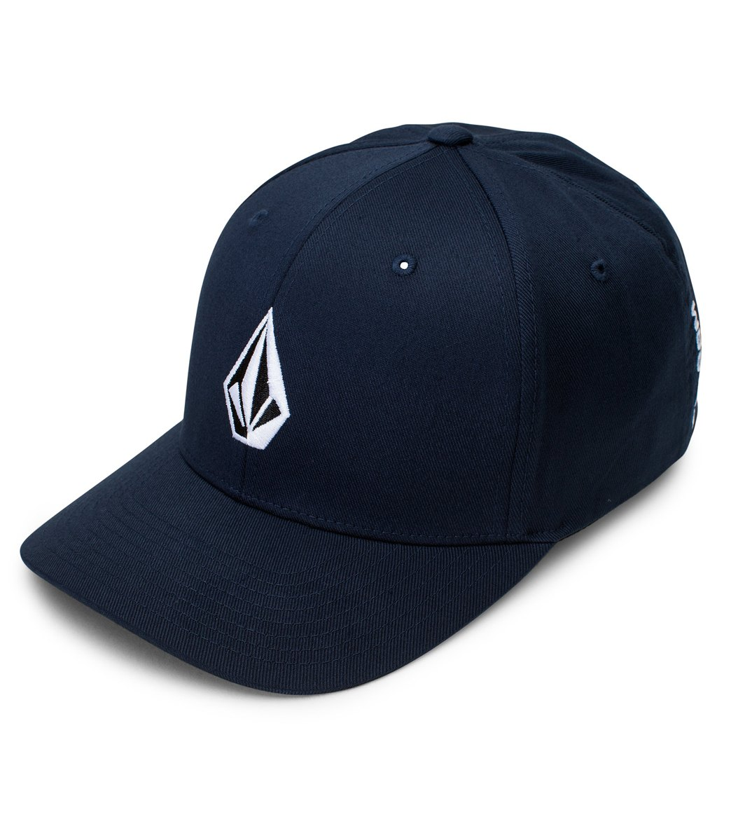 Volcom Men s Full Stone XFit Hat at SwimOutlet.com a491ffc1858