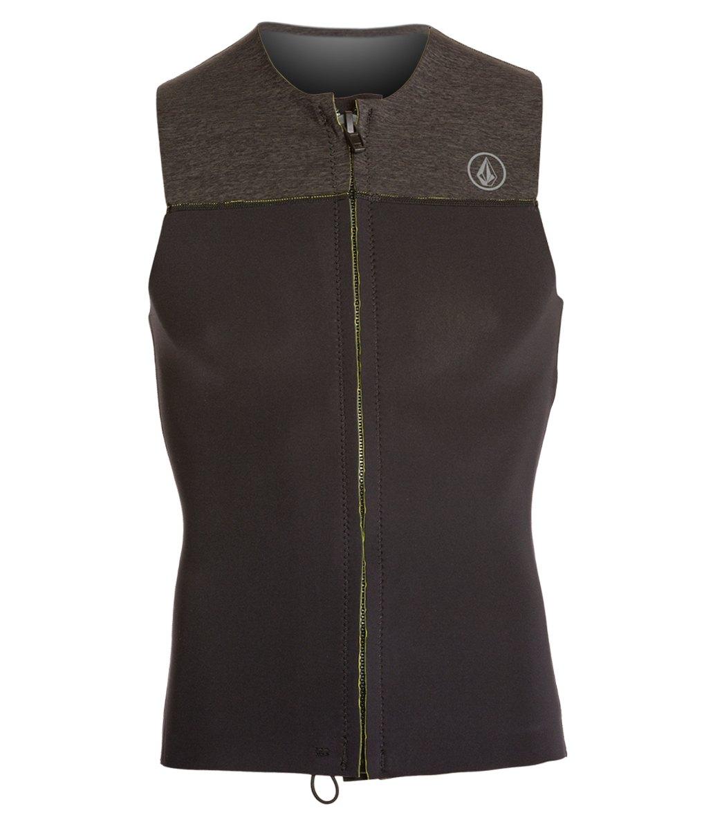 Men's 5mm 1 Front Vest Zip Volcom Wetsuit drCBoexW