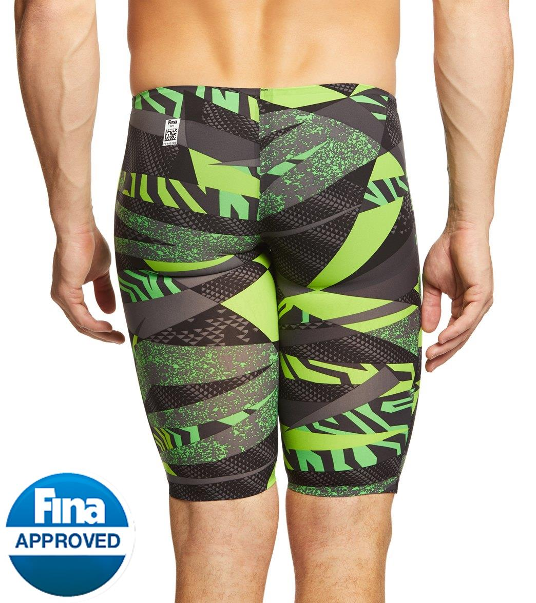 b0fd184d5ff TYR Avictor Prelude Male Short Jammer Tech Suit Swimsuit at ...