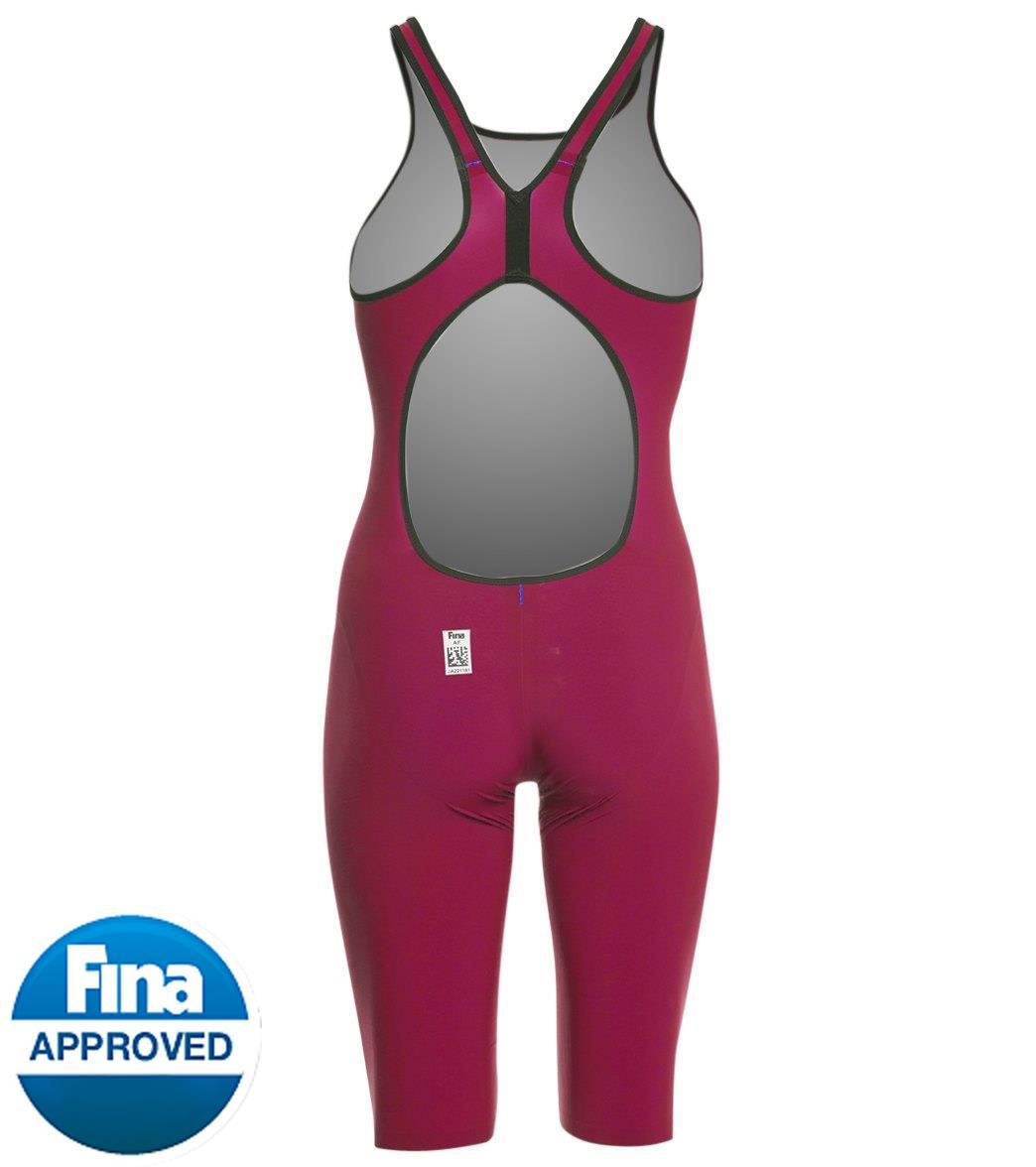 4d44226592 Jaked Jkatana Women's Open Back Tech Suit Swimsuit at SwimOutlet.com ...